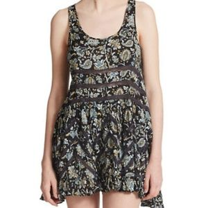 Free People | Intimately Voile & Lace Slip Dress S